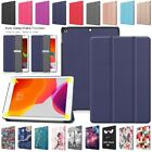"""Shockproof Leather Case Folding Folio Stand Cover For iPad 8th Gen 10.2"""" 2020"""