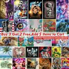 5D Full Drill Diamond Painting Embroidery Cross Stitch Kits US Stock DIY Decor