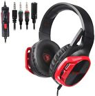 Gaming Headset for PS4 Controller,Xbox One,PC,Laptop,Mac,Tablet,Smartphone Ninte