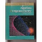 Algebra and Trigonometry, 1994 by P. Foerster (Hardcover, Student edition)