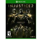 Injustice 2 Legendary Edition (Microsoft Xbox One, 2018)