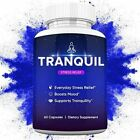 Tranquil Natural Happy Pills - 10x Anti Anxiety Relief  Depression Supplement  D
