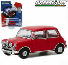 GREENLIGHT 44880A B or C AUSTIN MINI from the ITALIAN JOB blue red white 1:64th