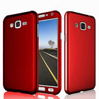 For Samsung Galaxy J7 J5 J3 2017 2016 2015 Phone Case Cover w Screen Protector