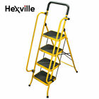 Portable 2 3 4 Step Ladder Folding Non Slip Safety Heavy Duty Industrial Home