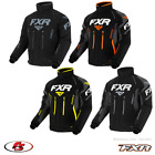 New 2021 FXR Adrenaline Men's Snowmobile Jacket Black/Char/Hivis LG XL 2X