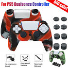For PlayStation 5 PS5 Controller Silicone Rubber Grip Cover Case Pretective Skin