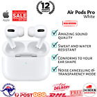 apple airpods pro with wireless charging case mwp22za a noise cancellation white