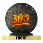 Bowling Ball OTB 300 Game The Skirt For Spare Strike Funball Motif