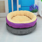 Dog Beds Pet Cushion Bed House Soft Warm Kennel Blanket Nest Washable Supplies