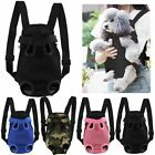 Outdoor Legs Out Front Pet Dog Puppy Cat Carrier Backpack Tote Holder Bag Sling