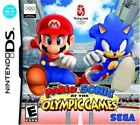Mario and Sonic at the Olympic Games - Original Nintendo DS Game