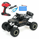 25+MPH 1:12 Scale Remote Control Truck 2.4G 4WD High Speed Fast RC Car Truck US