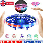 Mini Drone Infrared Sensor UFO Flying Toy Induction Aircraft Quadcopter for Kid