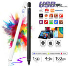 Rechargeable Active Stylus Touch Screen Pen For iPad iPod iPhone Samsung Tablet