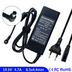 Laptop Ac Adapter Charger for Sony Vaio VGN-SR490P VGN-SR490PA VPCF136FM