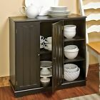 Beadboard Buffet Cabinet - Sideboard with Storage