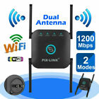 300 1200Mbps Wireless WiFi Range Extender Repeater Signal Booster Network Router