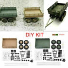 4x4 Parts Trailer Spare Truck Modify Kids Gift Rc Car Accessories Kit For Wpl