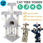 Large Pet Cat Climbing Scratching Tree Post Activity Centre Toys Scratcher Tower