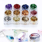 Uv Resin Filling Glitter Accessories Diy Jewelry Making Epoxy Mold Crafts T Ho