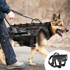 No Pull Pet Dog Harness Front Leading Reflective Heavy Duty Rottweiler Pit Bull