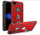iPhone 8 Plus Case Anti-Scratch Heavy Duty Kickstand Protective Flexible Cover
