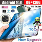 10%22+Inch+Android+10.0+Tablet+PC+128GB+Octa+Core+Dual+SIM+Camera+GPS+Phablet