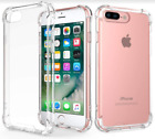 iPhone SE 2020 Case Transparent Resistant TPU Protective Clear Slim Fit Cover