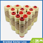Kevlar Line Rope Braided 40-2000lbs Camping Fishing Assist Cord Made with Kevlar