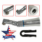dental Low Speed Handpiece Air Motor Contra Angle Straight Nosecone SEASKY 4Hole
