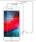 Apple IPhone 7 /SE 2 Screen Protector 4Pack Friendly Saver Anti-Bubbles Glass