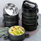 Food Flask Stainless Steel Lunch Boxes Thermal Vacuum Insulated Travel Supplies
