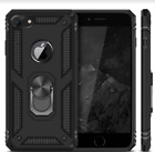 IPhone SE 2020 Case Shockproof Heavy Duty Protective Anti-Scratch Cover Black US