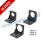 STEPPERONLINE Nema 17/23/34 Stepper Motor Mounting Bracket Steel Holder