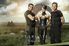 Stargate+SG-1+Metal+Poster+Ben+Browder+Claudia+Black+7x11+12x18+Photo