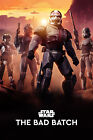 Star+Wars+The+Bad+Batch+Metal+Poster+Crosshair+Hunter+Tech+Wrecker+7x11+12x18+
