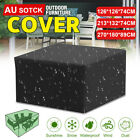 In/outdoor Furniture Cover Garden Patio Rain Snow Uv Table Protector Waterproof