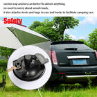 4pcs Car Awning Travel Multifunctional Suction Cup Anchor Durable Camping Tarp