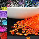 Acrylic Diamond 4.5mm Decor Table Crystal Bridal Party Vase DIY Wedding Confetti