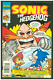 Sonic the Hedgehog Comic #16 VF  Archie Comics 1994  Robotnik Cover