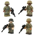 United Bricks MODERN ARMY Minifigure Collection -Pick Your Figure!- NEW