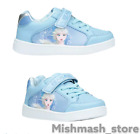 BNWT Disney FROZEN 2 Elsa fearless easy on kids girls trainers shoes  uk 7 to 13