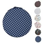 Round Children Pad Cushion Sit Up Chair Stool Heightening Mats Home Use