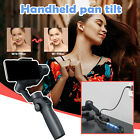 Gimbal Selfie Stick Stabilizer Handheld 3 Axis For Smartphone Video Vlogger AU