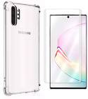 Samsung Galaxy Note 10 Plus Case Heavy Duty Protection Cover Screen Protector