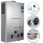 Tankless Hot Water Heater Portable Propane Gas LPG Stainless Steel Outdoor