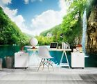 3D Waterfall Scenery 19815NA Wallpaper Wall Murals Removable Wallpaper Fay
