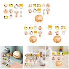 Baby Teether Rattles Set Shaking Bell Grab Teething Bath Toys New Gifts