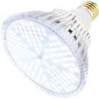 100W Led Grow Light Bulb for Indoor Plants, MILYN Pure White Full Spectrum Grow  picture